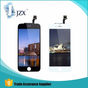 best quality repair parts for AUO iphone 6 lcd with one free tempered glass