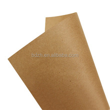 Food Grade 50GSM Brown Kraft Paper Butcher Paper