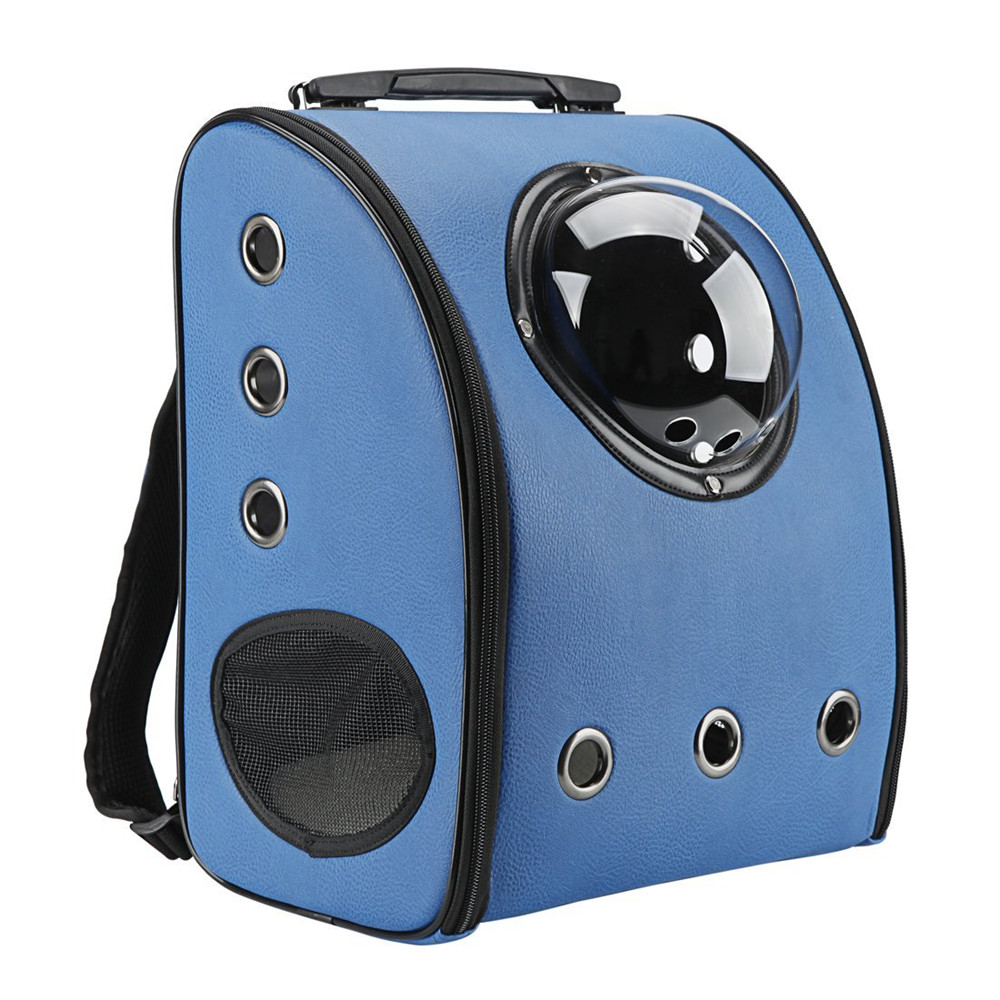 Innovative Traveler Bubble Backpack Pet Carriers for Cats and Dogs