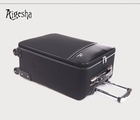 "20""24""28"" High quality president luggage with black color"