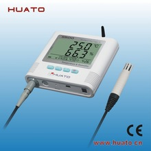gprs telemetry data logger with lcd display with monitor system/temperature humidity data logger
