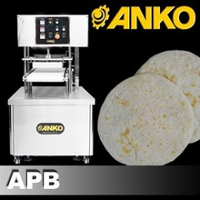 Anko Chapati Tortilla Automatic Frozen Flat Bread Making Machine