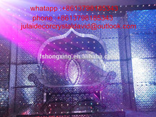 latest Wedding Bollywood Manda pwedding stage decorations sets