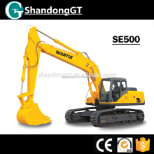 SHANTUI excavator prices low SE500 50Ton