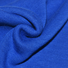 best selling cheap price soft knitted 95%polyester 5%spandex DTY single jersey double sides brushed fabric