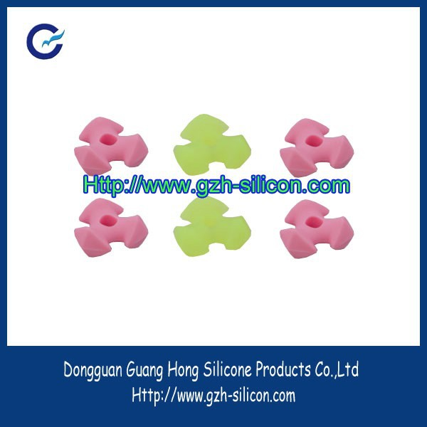 Custom silicone rubber components and parts