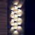 newest design decoration outdoor waterproof balcony wall lamp