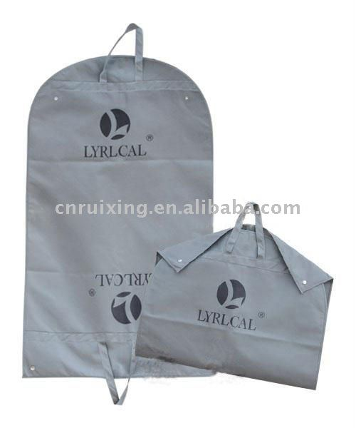 Travel reusable garment suit bag