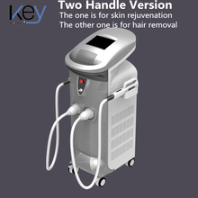 Feel the new space KEYLASER shr hair removal ipl laser