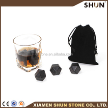 Chill Stone Diamond Ice Cubes With Cheap Price/Gift Items Whisky Stone For Men/Whiskey Stone