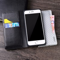 X-Level Hotselling PU Leather Wallet Phone Case Factory Price