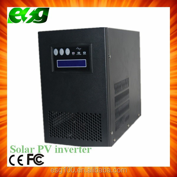 Low frequency solar inverter off grid 1kva - 1.5kva