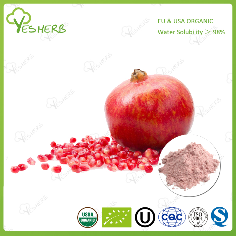 Health supplement vitamins fresh pomegranate powders pomegranate extract benefits for health products