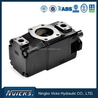 Parker Denison hydraulic ram pumps for sale