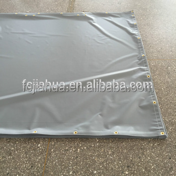 Heavy Duty PVC Tarpaulin for Truck Cover/ Truck Side Curtain