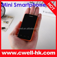 Dual SIM Android 4.2 WIFI Cheap touch Screen Melrose S1 Small size Smart phone