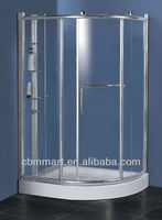 hinge shower enclosure white shower enclosure glass portable shower enclosure