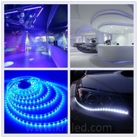 Smd IP65 Waterproof flexible smd 5050 led plant grow light strip