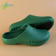 Good quality wholesale anti slip hospital nurse clog shoe eva foam clogs shoes