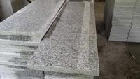 Light grey granite G603 for step stair tiles for home depot