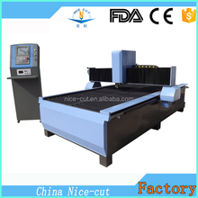 NC-P1325 220V CNC iron plate plasma cutter 60A power from professional factory