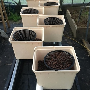 LANTAN wholesale Hydroponic system bato bucket with Lids