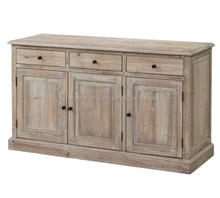 rustic reclaimed wood kitchen dining room buffets & sideboards