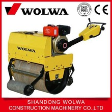 vibratory road roller from chinese factory