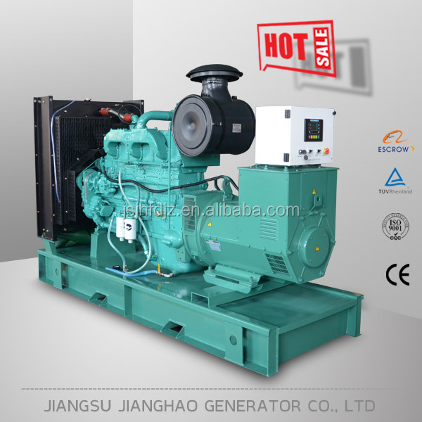 Heavy Duty Power Diesel Generator 250kva price 200kw diesel generator price