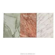 Glossy surface Marble color High Pressure Decorative Laminate