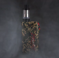 2016 high quality Kamry 200 AK-47 bulk vapes box mod gun style original Kamry electronic cigarettes 4500mah long battery range