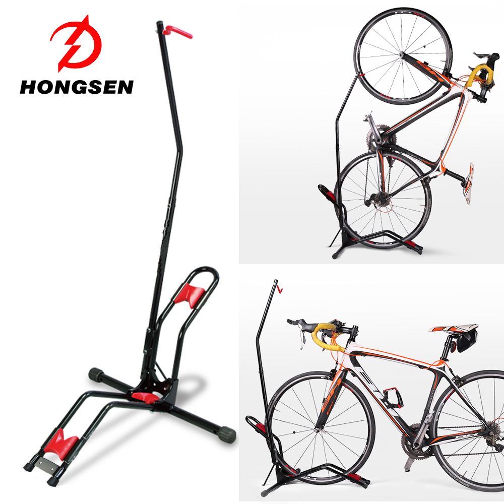 Mountain Bike Home Storage Rack Bicycle Accessories Steel Display Stand