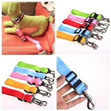 Adjustable Safety Seat Belt Vehicle Seatbelts Harness Leash For Dogs,Cats