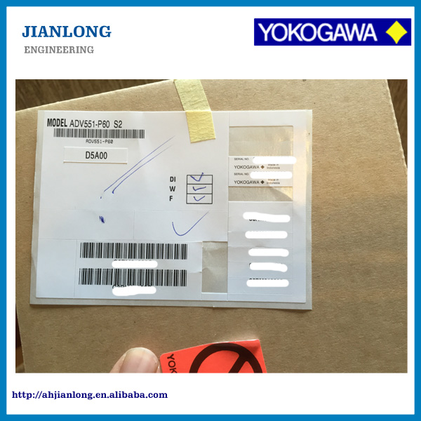 Yokogawa Digital Output Module ADV551-P60 with 32 channels