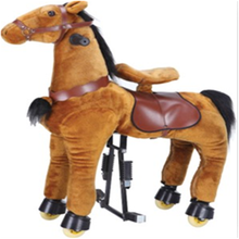 pony rides mechanical riding horse