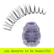 natural false eyelashes packing