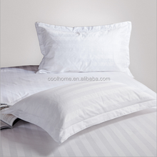 white hotel use standard size pillowcase