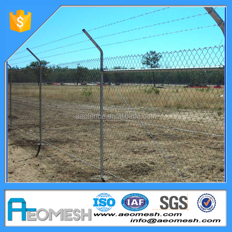 cheap hot dipped galvanized chain link fence for sale