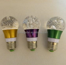 RGB Remote Controlled 24 Color Crystal Ball Light Bulb