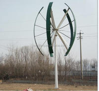 1kw vertical wind turbine permanent magnet generator/electric generating windmills for sale
