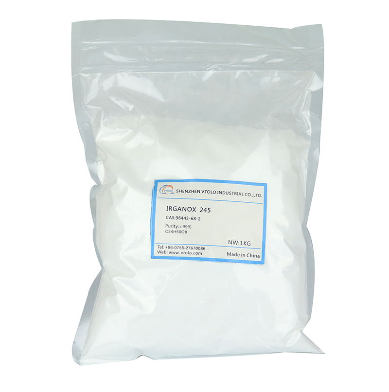 High quality IRGANOX 245 CAS NO:36443-68-2,a Efficient hindered phenolic antioxidants