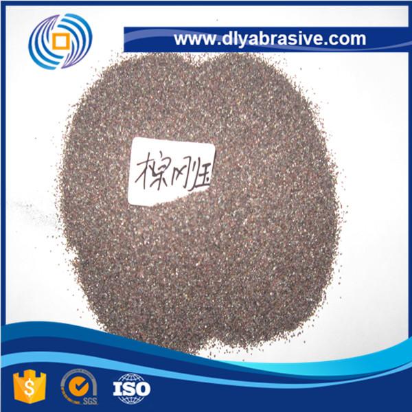 high temperature calcined brown fused alumina for top grade bonded abrasive/sand paper & tray with lowest price