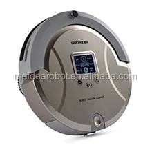 2016 Newest Arrived 5 in 1 multifunctional Robot Vacuum Cleaner, Intelligent vacuum cleaner, Intelligent floor sweeper