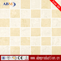 PROMOTION! Foshan factory 12x12 mosaic tiles dubai, ABM brand, good quality, cheap price