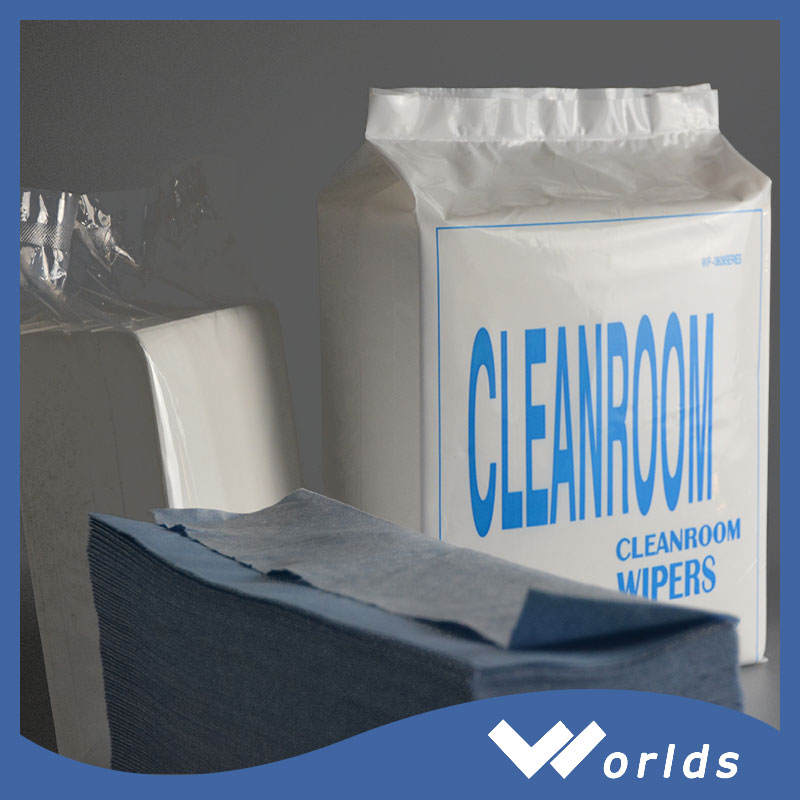 China cheap non woven cleanroom wipers of