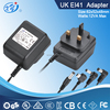 AC DC adapter 5v dc 1a transformer for amplifier in black color