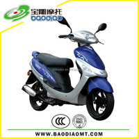 2015 Hot Sale Street Bike Chinese Cheap Gas Scooters 50cc Motorcycles For Sale 4 Stroke Motor Engine Gas Scooters EEC EPA DOT