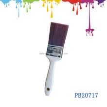 50mm High Quality Customized white handle names of paint brushes