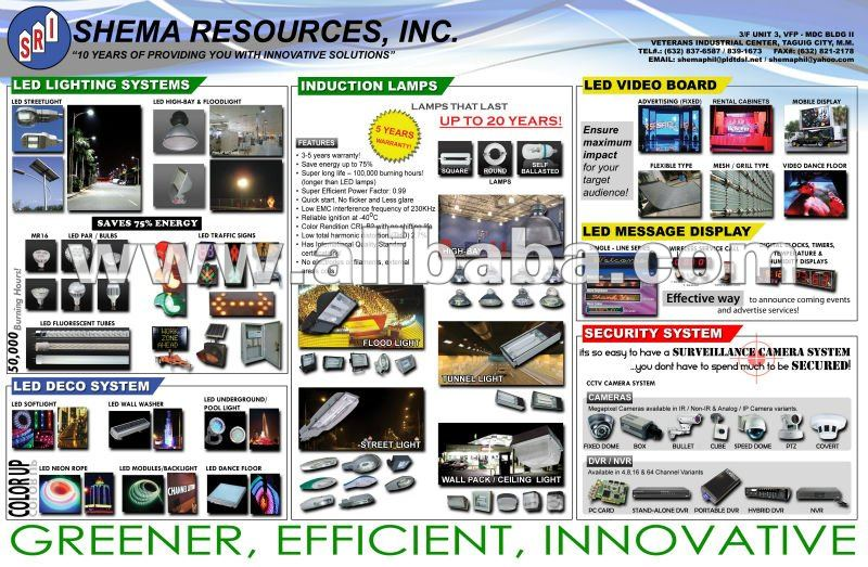 LIGHTINGS & INNOVATIVE PRODUCTS