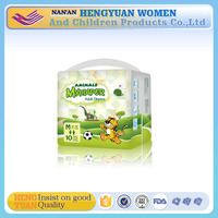 ABDL High quality baby print disposable adult diaper
